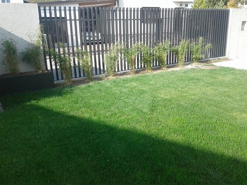 Inox vrtne ograje