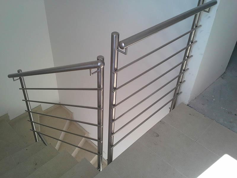 Notranje inox ograje